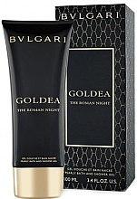 Parfémy, Parfumerie, kosmetika Bvlgari Goldea The Roman Night - Sprchový gel