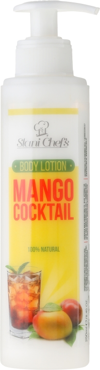 Lotion na tělo Mangový koktejl - Hristina Stani Chef's Mango Cocktail Body Lotion