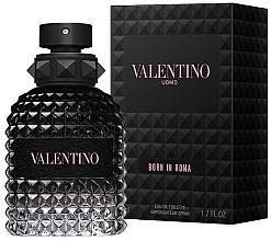 Parfémy, Parfumerie, kosmetika Valentino Uomo Born In Roma - Toaletní voda