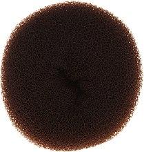 Parfémy, Parfumerie, kosmetika Váleček na účesy, 15x6.5 cm, hnědý - Ronney Professional Hair Bun 053
