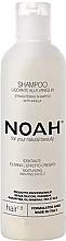 Parfémy, Parfumerie, kosmetika Narovnávací šampon s vanilkovým extraktem - Noah