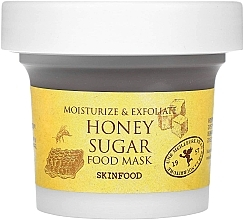 Parfémy, Parfumerie, kosmetika Pleťová maska s medem a cukrem - Skinfood Honey Sugar Food Mask