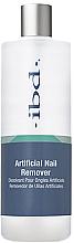 Parfémy, Parfumerie, kosmetika Prostředek k odstranění umělých nehtů - IBD Artificial Nail Remover