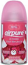 Parfémy, Parfumerie, kosmetika Osvěžovač vzduchu Pravá láska - Airpure Air-O-Matic Refill True Romance