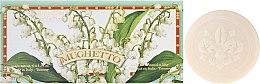 Parfémy, Parfumerie, kosmetika Dárkové mýdlo- sada Konvalinka - Saponificio Artigianale Fiorentino Lily Of The Valley (Soap/6x50g)