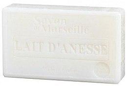 """Parfémy, Parfumerie, kosmetika Mýdlo přírodní """"Oslinové mléko"""" - Le Chatelard 1802 Soap Donkey Milk"""