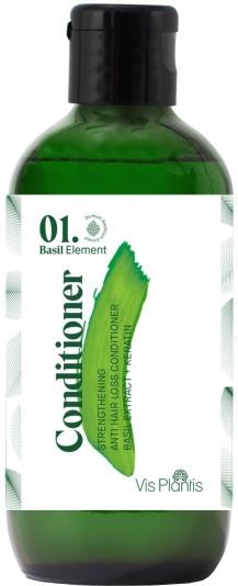 Kondicionér pro posílení vlasů před vypadnutím - _Element Basil Strengthening Anti-Hair Loss Conditioner (mini) — foto N1
