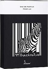 Parfémy, Parfumerie, kosmetika Rasasi Rumz Al Rasasi 9325 Pour Lui - Parfémovaná voda