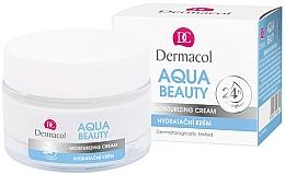 Parfémy, Parfumerie, kosmetika Hydratační krém na obličej - Dermacol Aqua Beauty Moisturizing Cream