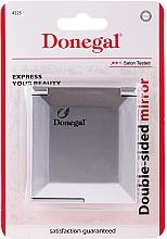 "Parfémy, Parfumerie, kosmetika Kompaktní zrcátko ""S-Attra"", oboustranné,kovovém rámu - Donegal Mirror"
