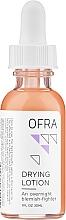 Parfémy, Parfumerie, kosmetika Sušící lotion proti akné - Ofra Drying Lotion