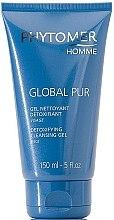 Parfémy, Parfumerie, kosmetika Čistící gel - Phytomer Homme Global Pur Detoxifying Cleansing Gel
