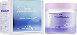 Parfémy, Parfumerie, kosmetika Ultra zklidňující náplasti pro čištění a tonizaci - Petitfee&Koelf Azulene Ultra Soothing Pads