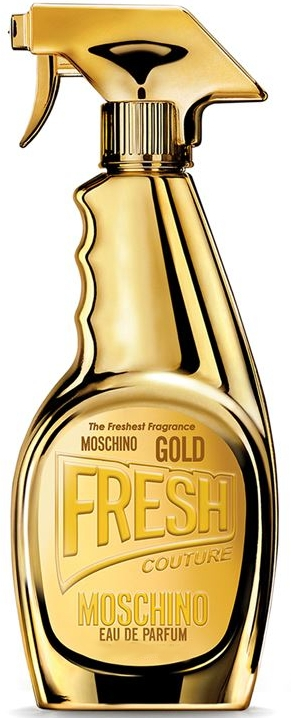 Moschino Gold Fresh Couture - Parfémovaná voda (mini)