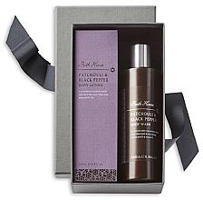 Parfémy, Parfumerie, kosmetika Bath House Patchouli & Black Pepper - Sada (b/lot/260ml+b/wash/260ml)