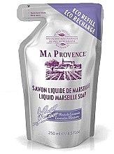 "Parfémy, Parfumerie, kosmetika Tekuté mýdlo Marseilles v ekonomickém balení ""Levandule "" - Ma Provence Liquid Marseille Soap Lavender"