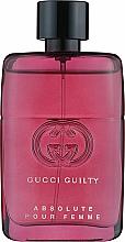 Parfémy, Parfumerie, kosmetika Gucci Guilty Absolute Pour Femme - Parfémovaná voda