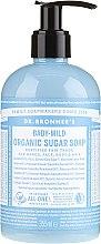 Parfémy, Parfumerie, kosmetika Cukrové tekuté mýdlo pro děti - Dr. Bronner's Organic Sugar Soap Baby-Mild