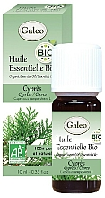 Parfémy, Parfumerie, kosmetika Organický esenciální olej Cypřiš - Galeo Organic Essential Oil Cypress