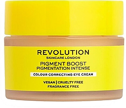 Parfémy, Parfumerie, kosmetika Korekční oční krém - Revolution Skincare Pigment Boost Colour Correcting Eye Cream