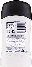 "Deodorant v tyčince pro ženy ""Invisible Pure"" - Rexona MotionSense Woman — foto N2"