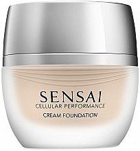 Parfémy, Parfumerie, kosmetika Make-up na obličej - Kanebo Sensai Cellular Performance Cream Foundation