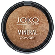 Parfémy, Parfumerie, kosmetika Pudr na obličej - Joko Mineral Powder