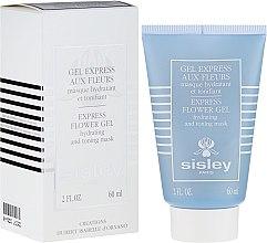 """Parfémy, Parfumerie, kosmetika Maska """"Květinkový gel-express"""" - Sisley Gel Express Aux Fleurs Express Flower Gel"""