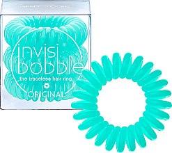Parfémy, Parfumerie, kosmetika Gumička do vlasů , 3ks - Invisibobble Original Mint To Be
