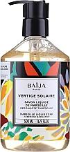 Parfémy, Parfumerie, kosmetika Tekuté mýdlo Marseille - Baija Vertige Solaire Marseille Liquid Soap