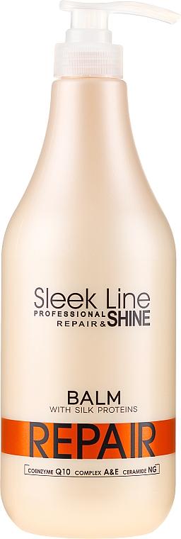 """Balzám """"Obnova a lesk"""" - Stapiz Sleek Line Repair Shine Balsam"""