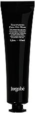 Parfémy, Parfumerie, kosmetika Exfoliační pleťová maska s niacinamidem - Jorgobe Niacinamide Peel Off Mask