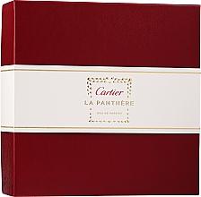 Parfémy, Parfumerie, kosmetika Cartier La Panthere - Sada (edp/50ml + b/lot/100ml)