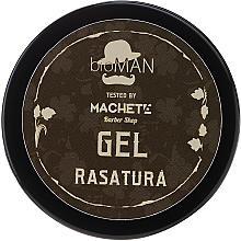 Parfémy, Parfumerie, kosmetika Gel na holení - BioMan Shaving Gel