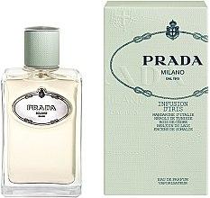 Parfémy, Parfumerie, kosmetika Prada Infusion dIris / Prada Milano - Parfémovaná voda