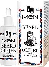 Parfémy, Parfumerie, kosmetika Hydratační olej na vousy - AA Men Beard Oil