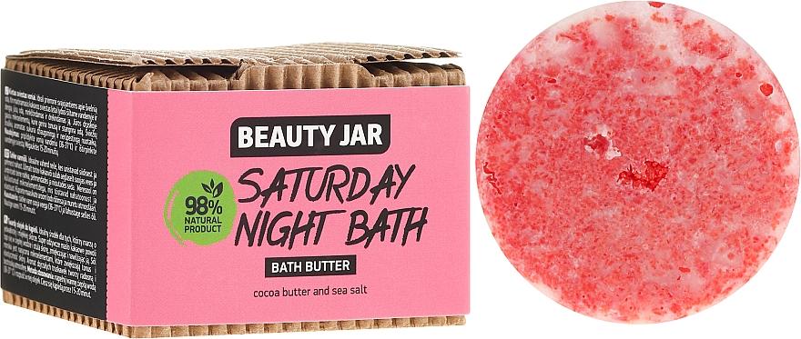 Koupelový olej - Beauty Jar Saturday Night Bath Bath Butter