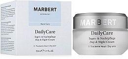 Parfémy, Parfumerie, kosmetika Denní a noční krém pro suchou pokožku - Marbert Basic Care Daily Care