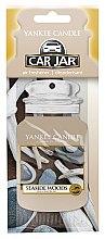 Parfémy, Parfumerie, kosmetika Vůně do auta - Yankee Candle Car Jar Seaside Woods
