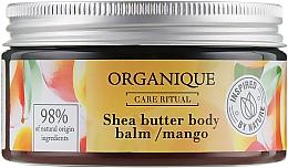 "Parfémy, Parfumerie, kosmetika Balzám na tělo ""Mango"" - Organique Shea Butter Body Balm Mango"