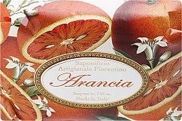 Parfémy, Parfumerie, kosmetika Toaletní mýdlo Pomeranč - Saponificio Artigianale Fiorentino Orange
