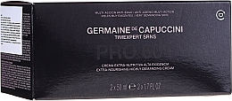 Parfémy, Parfumerie, kosmetika Sada - Germaine de Capuccini Timexpert SRNS (f/cr/2x50ml)