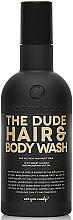 Parfémy, Parfumerie, kosmetika Šampon a sprchový gel 2v1 - Waterclouds The Dude Hair And Body Wash
