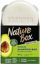 Parfémy, Parfumerie, kosmetika Tuhý šampon na vlasy - Nature Box Avocado Dry Shampoo