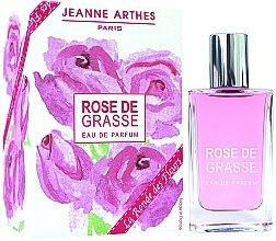 Parfémy, Parfumerie, kosmetika Jeanne Arthes Rose de Grasse - Parfémovaná voda