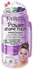 Parfémy, Parfumerie, kosmetika Hydratační maska s probiotiky - Eveline Cosmetics Power Shake Mask