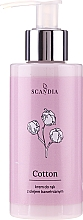 Parfémy, Parfumerie, kosmetika Krém na ruce Bavlna - Scandia Cosmetics Cotton Hand Cream