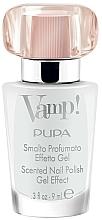 Parfémy, Parfumerie, kosmetika Gel lak na nehty - Pupa Smalto Profumato Effetto Gel