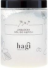 Parfémy, Parfumerie, kosmetika Koupelová sůl - Hagi Bath Salt