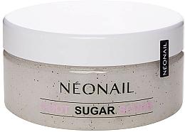 Parfémy, Parfumerie, kosmetika Cukrový peeling na nohy - NeoNail Professional
